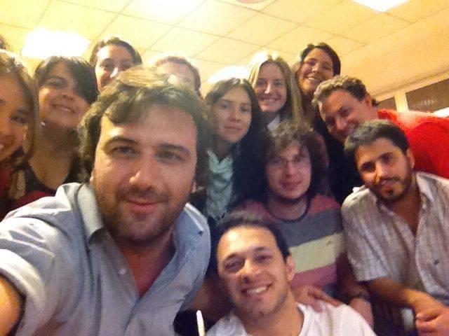 Taller de periodismo narrativo y crónicas de Tucumán Zeta