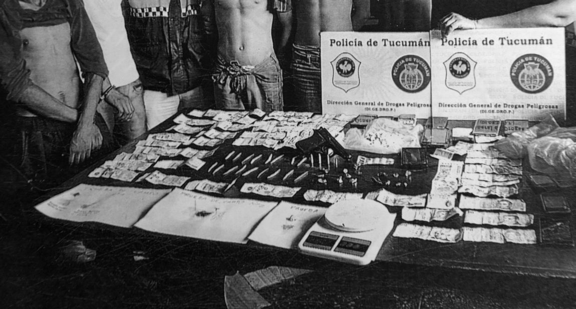 Narcos tucumanos