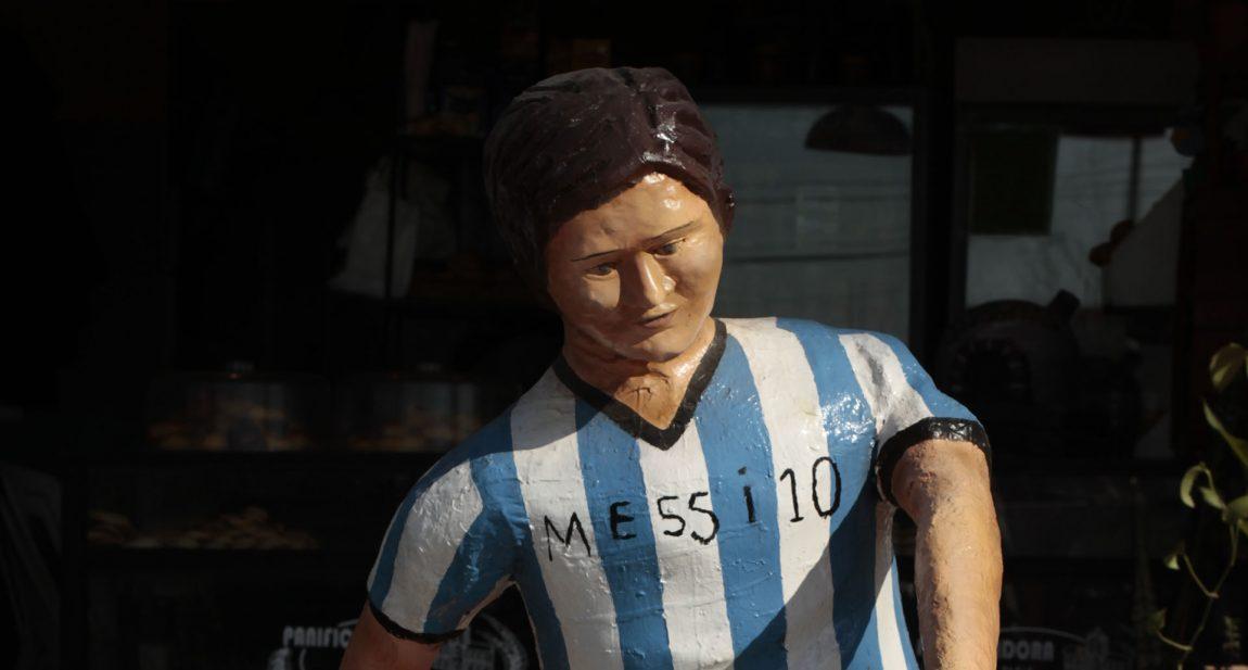 Esto no es un Messi