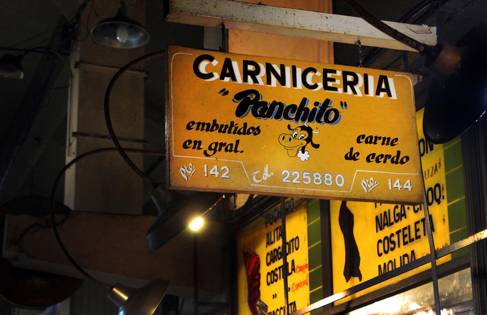 Carnicería Panchito